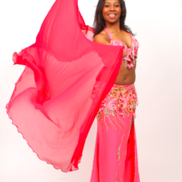 Beginners Veils Belly Dance with Oloma (5wks) July 2018