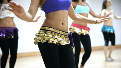 Level 1 Belly Dance Sundays with Fleur: (10wks) March-May 2021