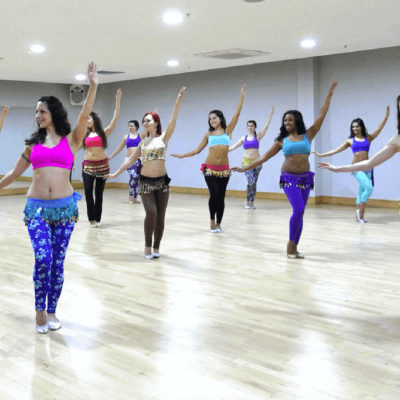 Level 5/6 Belly Dance Techniques with Dionne: (10wks) Jan-Mar 2019